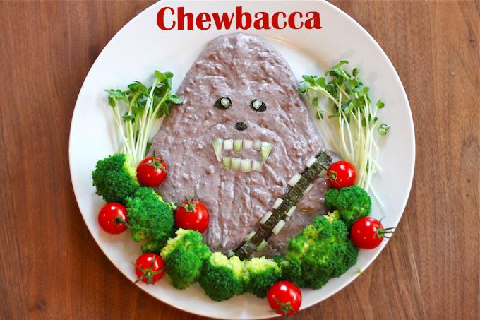 Chewbacca Hummus