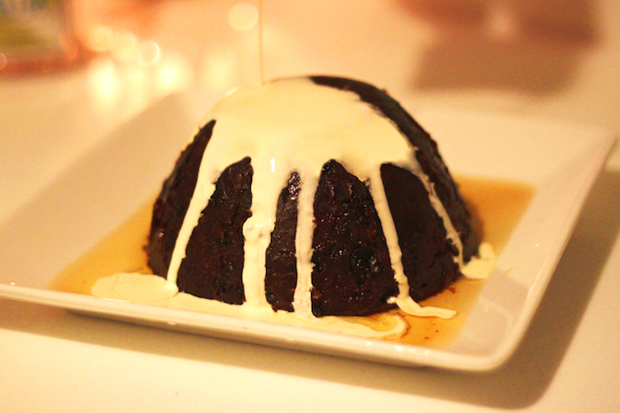 No sugar Healthy Classic Christmas Pudding