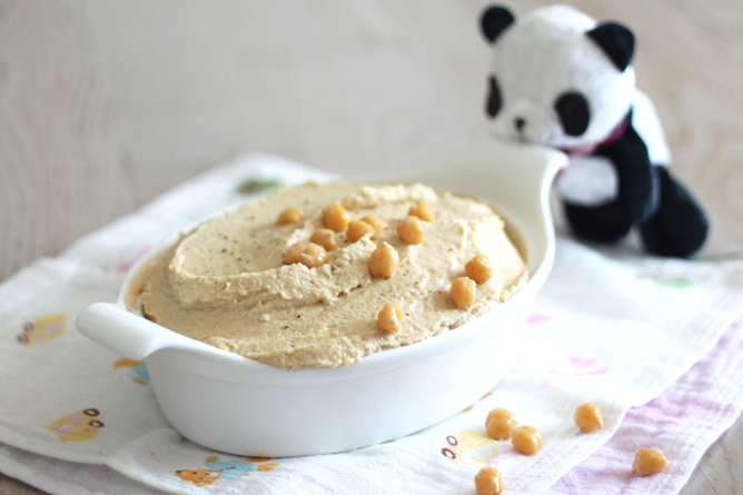 Creamy Classic Hummus