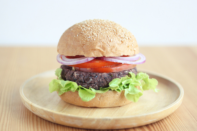 How to make the most amazing Veggie Burger
